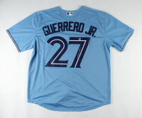 Vladimir Guerrero Jr. Signed Blue Jays Jersey (Beckett COA) at PristineAuction.com
