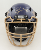 Ray Lewis Signed Full-Size Authentic On-Field Hydro Dipped Vengeance Helmet (Beckett COA) at PristineAuction.com