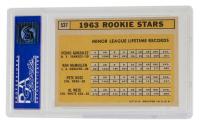 1963 Topps #537 Rookie Stars Pedro Gonzalez / Ken McMullen / Al Weis / Pete Rose RC (PSA 7) at PristineAuction.com