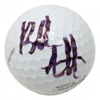 Bubba Watson Signed The Masters Logo Golf Ball (JSA COA) at PristineAuction.com