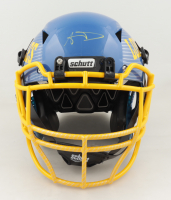 Aaron Donald Signed Full-Size Authentic On-Field Hydro Dipped Vengeance Helmet (JSA COA) at PristineAuction.com