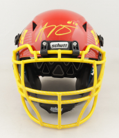 A.J. Green Signed Full-Size Authentic On-Field Hydro Dipped Vengeance Helmet (Beckett Hologram) at PristineAuction.com