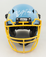 Shawne Merriman Signed Full-Size Authentic On-Field Hydro Dipped Vengeance Helmet (PSA COA) at PristineAuction.com