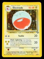 Electrode 1999 Pokemon Jungle #2 Holo at PristineAuction.com