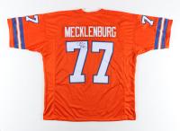 Karl Mecklenburg Signed Jersey (JSA COA) at PristineAuction.com