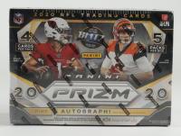 2020 Panini Prizm Football Fanatics Exclusive Mega Box with (5) Packs (See Description) at PristineAuction.com