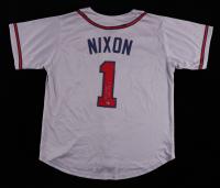 """Otis Nixon Signed Jersey Inscribed """"620 SBs"""" (RSA Hologram) at PristineAuction.com"""