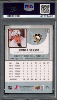 Sidney Crosby Signed 2012-13 SP Game Used #26 (PSA Encapsulated) at PristineAuction.com