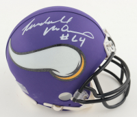 Randall McDaniel Signed Vikings Mini Helmet (JSA COA) at PristineAuction.com