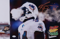 Ricky Williams Signed Dolphins 11x14 Photo (JSA COA) at PristineAuction.com