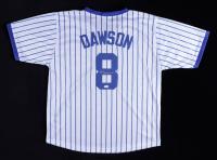 Andre Dawson Signed Jersey (JSA Hologram) at PristineAuction.com