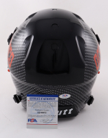 Chad Johnson Signed Full-Size Authentic On-Field Hydro-Dipped Vengeance Helmet (PSA COA) (See Description) at PristineAuction.com