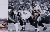 Ray Lewis Signed Ravens 11x14 Photo (JSA COA) at PristineAuction.com