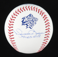"Mariano Rivera Signed 1999 World Series Logo Baseball Inscribed ""99 W.S. Champs"" (JSA COA) at PristineAuction.com"