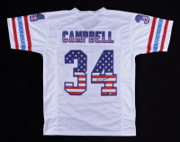 Earl Campbell Signed Jersey (Beckett COA) at PristineAuction.com