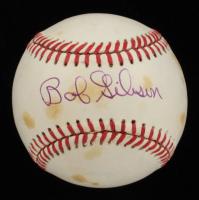 Bob Gibson Signed ONL Baseball (Beckett COA) at PristineAuction.com