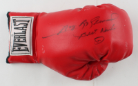 """Sugar Ray Leonard Signed Everlast Boxing Glove Inscribed """"Best Wishes"""" (JSA COA) (See Description) at PristineAuction.com"""