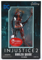 """Margot Robbie Signed """"Injustice 2: Harley Quinn"""" Figurine (Beckett COA) (See Description) at PristineAuction.com"""