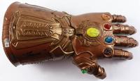 "Josh Brolin Signed Full-Size Marvel ""Avengers: Infinity War"" Infinity Gauntlet Inscribed ""Thanos"" (Beckett COA) at PristineAuction.com"