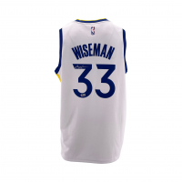 James Wiseman Signed Warriors Jersey (Beckett COA) at PristineAuction.com