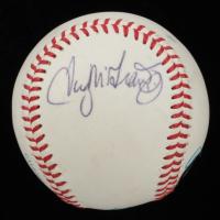 Tug McGraw Signed Spring Training Logo Baseball (Beckett COA) (See Description) at PristineAuction.com
