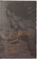 """Kevin Eastman Signed """"Teenage Mutant Ninja Turtles: Bodycount """" Issue #1 Hardcover Comic Book LE #/400 with a Handrawn Sketch (Beckett COA) at PristineAuction.com"""