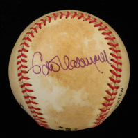 Fernando Valenzuela Signed ONL Baseball (Beckett COA) at PristineAuction.com