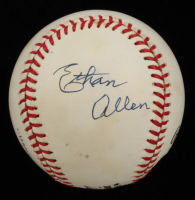 Ethan Allen Signed ONL Baseball (Beckett COA) at PristineAuction.com