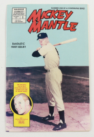 """1991 """"Mickey Mantle"""" Vol. 1 Issue #1 Magnum Comic Book (See Description) at PristineAuction.com"""