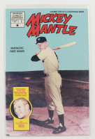 """1991 """"Mickey Mantle"""" Vol. 1 Issue #1 Magnum Comic Book at PristineAuction.com"""