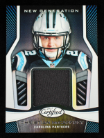 Christian McCaffrey 2017 Certified New Generation Jerseys #5 at PristineAuction.com