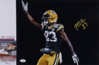 Marquez Valdes-Scantling Signed Packers 11x14 Photo (JSA COA) at PristineAuction.com