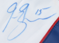 Jamie Langenbrunner Twice-Signed Jersey (Beckett COA) at PristineAuction.com