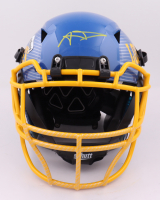 Aaron Donald Signed Full-Size Authentic On-Field Hydro Dipped Vengeance Helmet (JSA COA) (See Description) at PristineAuction.com