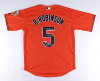 Brooks Robinson Signed Jersey with Multiple Inscriptions (Beckett COA) at PristineAuction.com