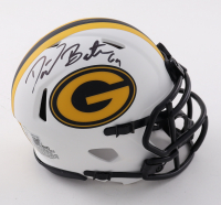 David Bakhtiari Signed Packers Lunar Eclipse Alternate Speed Mini Helmet (Beckett Hologram) at PristineAuction.com