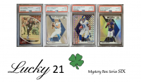 LUCKY 21 MYSTERY BOX - SERIES SIX at PristineAuction.com