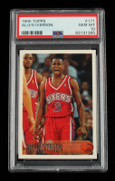 Allen Iverson 1996-97 Topps #171 RC (PSA 10) at PristineAuction.com