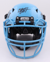 D. J. Moore Signed Full-Size Authentic On-Field Hydro Dipped Vengeance Helmet (Beckett COA) at PristineAuction.com