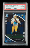 Justin Herbert 2020 Absolute #167 RC (PSA 10) at PristineAuction.com