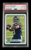 Russell Wilson 2012 Topps Magic #181 RC (PSA 10) at PristineAuction.com