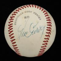 Steve Garvey Signed OL Baseball (Beckett COA) (See Description) at PristineAuction.com