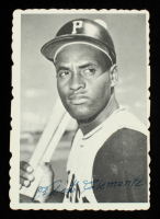 Roberto Clemente 1969 Topps Deckle Edge #27 at PristineAuction.com
