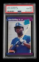 Ken Griffey Jr. 1989 Donruss #33 RR RC (PSA 10) at PristineAuction.com
