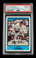 Clayton Kershaw 2007 Bowman Draft Future's Game Prospects #BDPP77 (PSA 10) at PristineAuction.com