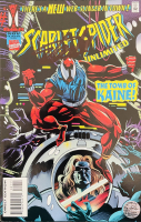 """Stan Lee Signed 1995 """"Scarlet Spider Unlimited"""" Issue #1 Marvel Comic Book (Stan Lee COA) at PristineAuction.com"""