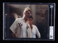 """Mike Starr Signed """"The Natural"""" 8x10 Photo (BGS Encapsulated) at PristineAuction.com"""