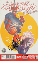 """Stan Lee Signed 2015 """"The Amazing Spider-Man"""" Issue #18.1 Marvel Comic Book (Stan Lee COA) at PristineAuction.com"""