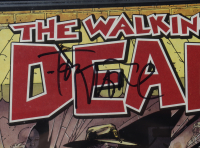 """Tony Moore Signed 2003 """"The Walking Dead"""" Volume #1 Image Firsts Comic Book (CBCS Encapsulated & Beckett Encapsulated) at PristineAuction.com"""