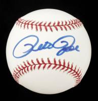 Pete Rose Signed OML Baseball (Beckett COA) at PristineAuction.com